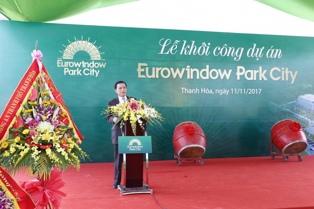 Thanh Hoa: Khoi cong du an KDT Eurowindow Park City hinh anh 2