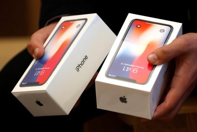 Apple bi chinh quyen Han Quoc 'dan mat' truoc ngay iPhone X len ke hinh anh 1