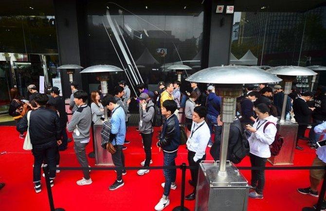 Apple bi chinh quyen Han Quoc 'dan mat' truoc ngay iPhone X len ke hinh anh 2