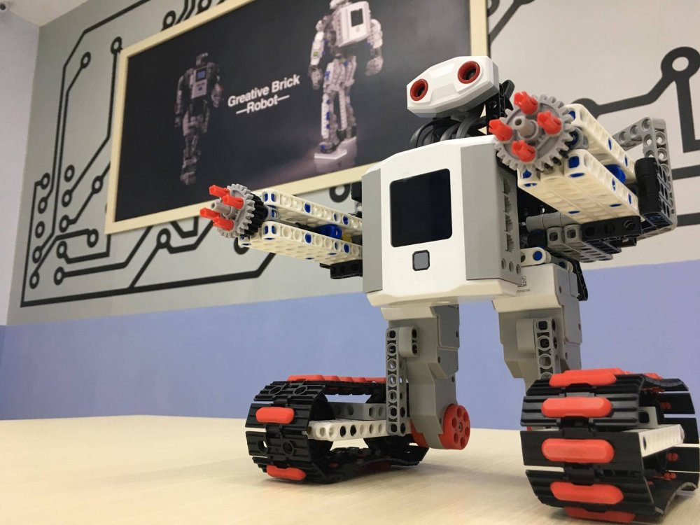 Truong THCS Nguyen Van To khanh thanh VESA Robotics Club hinh anh 2