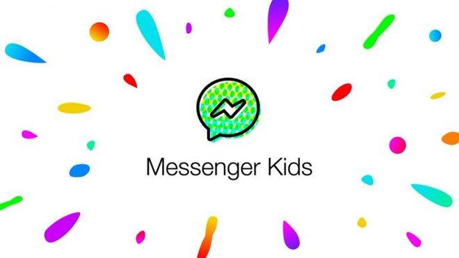 Facebook tung Messenger Kids cho tre duoi 13 tuoi hinh anh 1
