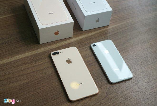 Loan gia iPhone 8, 8 Plus tai Viet Nam hinh anh 2
