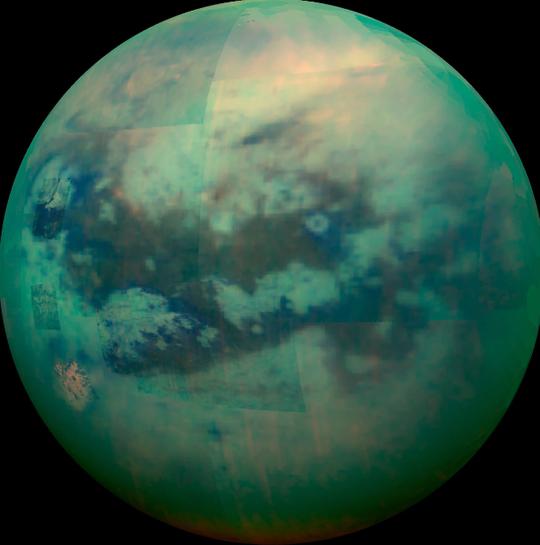 NASA tung chuon chuon may len Mat trang cua sao Tho hinh anh 2