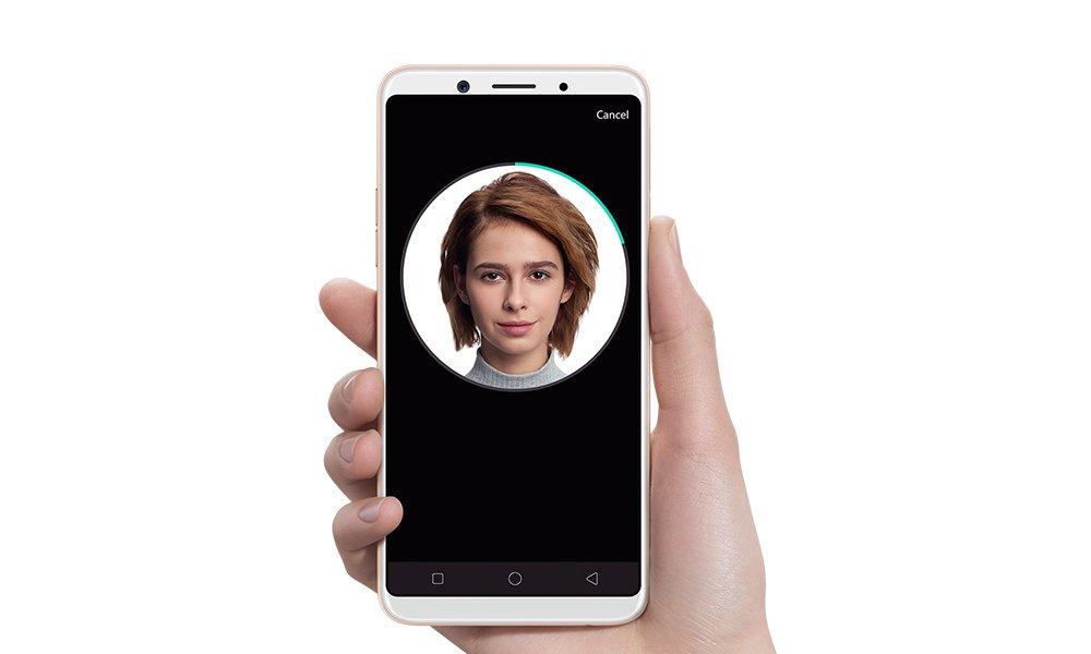 OPPO A83: Hoan thien bo tu smartphone man hinh tran, tich hop cong nghe lam dep bang tri tue nhan tao A.I hinh anh 5