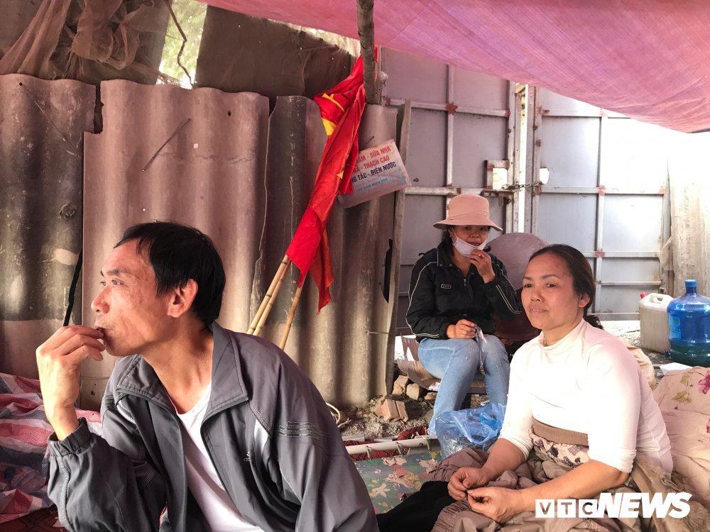 Dan lang ngo 168 Kim Giang ra duong o phan doi chu dau tu bit loi di hinh anh 6