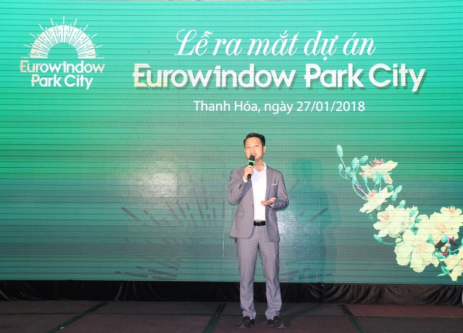 Eurowindow Park City thu hut khach nhan dip chinh thuc ra mat hinh anh 1