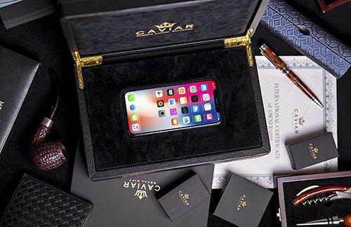 iPhone X nam kim cuong gia 43.000 USD hinh anh 2