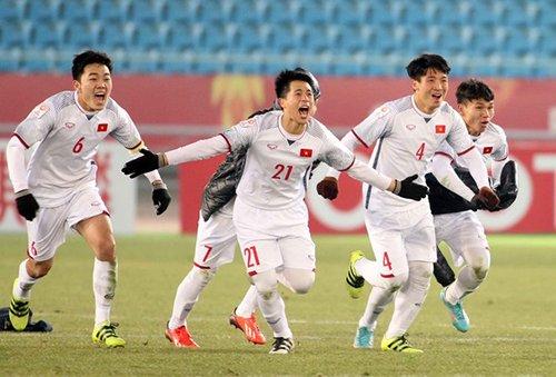 Bo Cong Thuong thuong U23 Viet Nam 1 ty dong: Bo truong Tran Tuan Anh noi gi? hinh anh 1