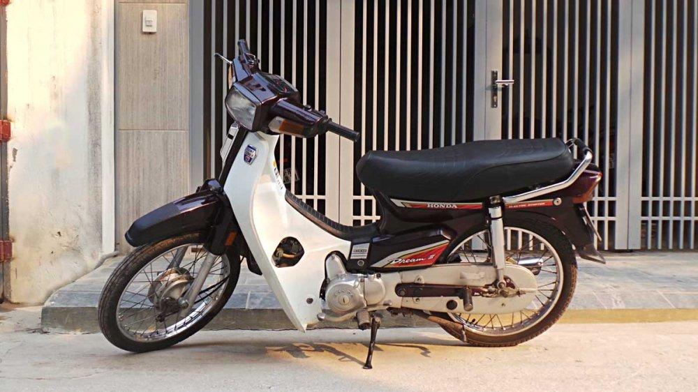 Dan choi Viet thoi bao cap cuoi 'sieu xe' Simson, Min 'kho', Super cub... di choi Tet hinh anh 7