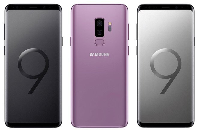 Lo anh Samsung Galaxy S9 Plus voi camera kep hinh anh 1