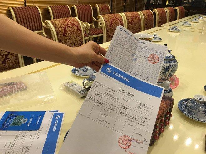 Mat 245 ty tai Eximbank: Ngan hang muon tam ung 'mot ty le', khach khong dong y hinh anh 1