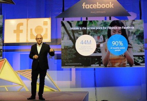 Pho chu tich Facebook den Viet Nam hinh anh 1