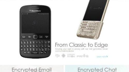 Mot loat trum ma tuy da dung dien thoai BlackBerry 'tuy bien' hinh anh 1