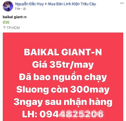 May dao Bitcoin Trung Quoc vua mua da lo 60 trieu dong hinh anh 2