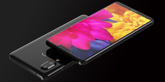 Sharp trinh lang Aquos S3: Smartphone 'tai tho' kich thuoc nho, man hinh lon hinh anh 1