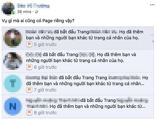 Nguoi dung Facebook nao loan vi fanpage 'moc len nhu nam' hinh anh 1