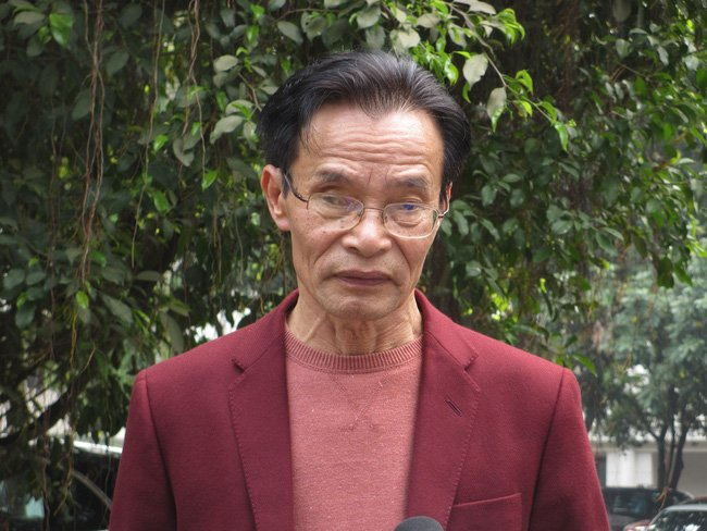 TS Le Xuan Nghia: 'Nen tu bo giac mo tro thanh mot cuong quoc cong nghiep' hinh anh 1