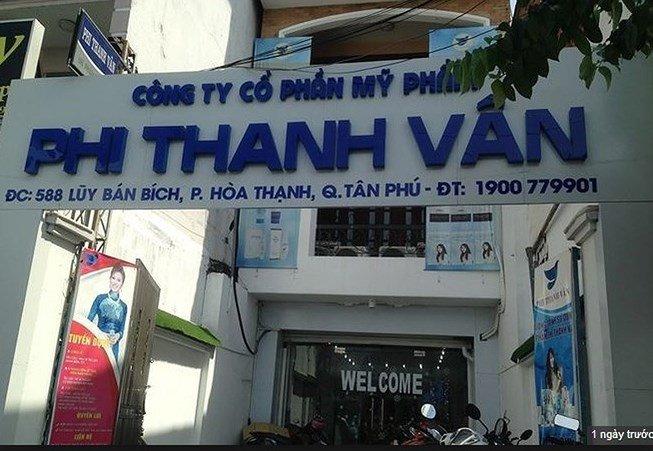 Kem va sua tam trang da cua cong ty Phi Thanh Van bi dinh chi luu hanh hinh anh 1