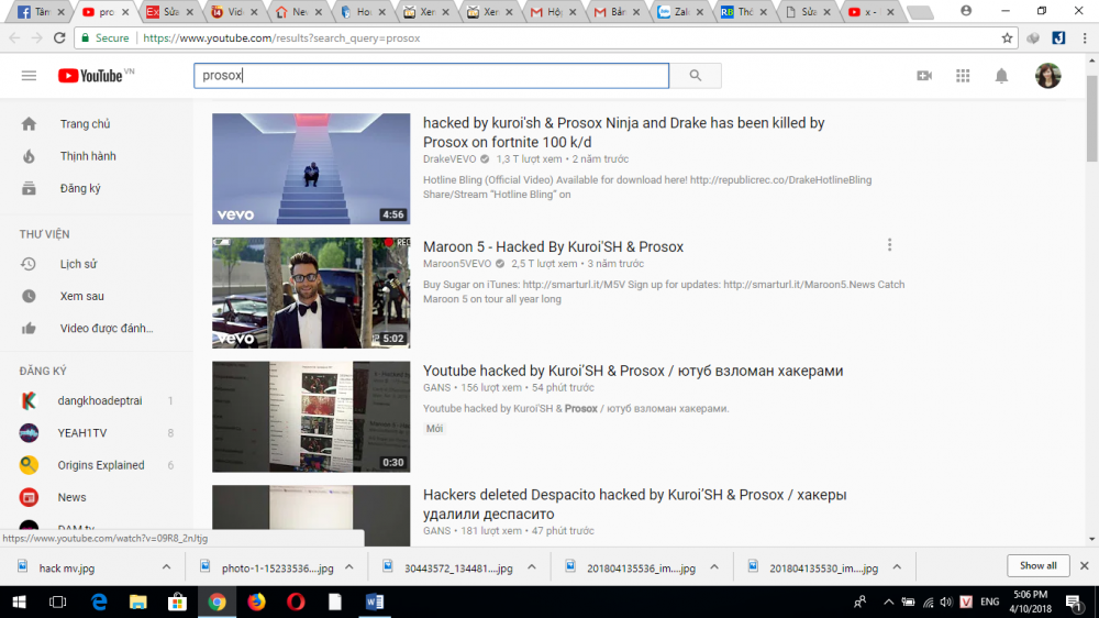 MV Despacito 5 ty view bi hack va xoa so khoi Youtube hinh anh 4