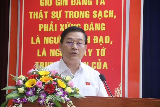 Cu tri Da Nang yeu cau lam ro thong tin Giam doc cong an lien quan Vu 'nhom' hinh anh 1