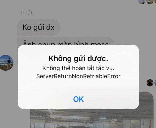 Messenger Facebook tren PC lai mac loi khong hien thi cua so chat hinh anh 2