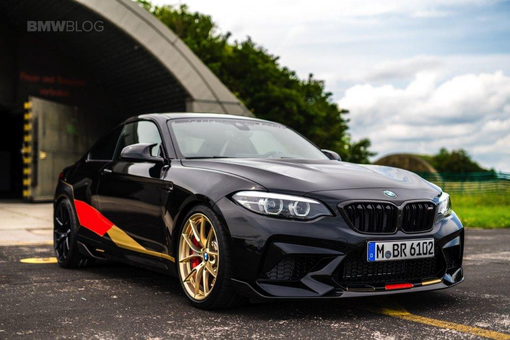 Can canh sieu xe BMW M2 phien ban dac biet co vu World Cup 2018 gia 1,3 ty dong hinh anh 9