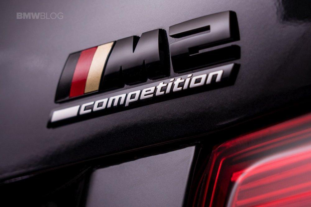 Can canh sieu xe BMW M2 phien ban dac biet co vu World Cup 2018 gia 1,3 ty dong hinh anh 5