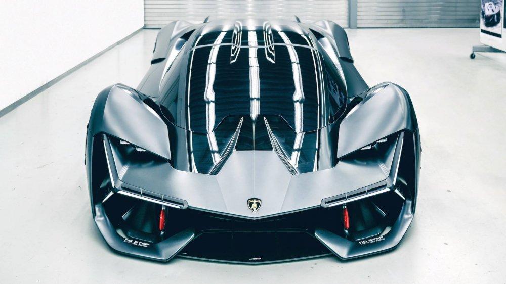 Choang ngop truoc sieu pham Lamborghini hybrid chat long lanh danh cho dai gia hinh anh 2
