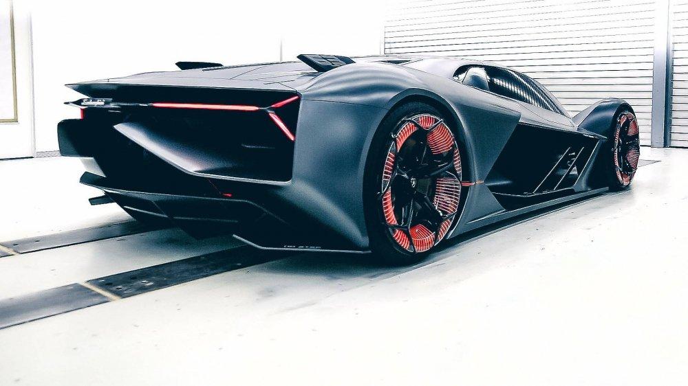 Choang ngop truoc sieu pham Lamborghini hybrid chat long lanh danh cho dai gia hinh anh 3