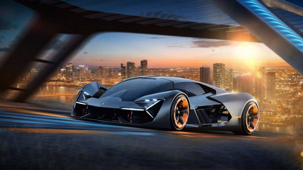Choang ngop truoc sieu pham Lamborghini hybrid chat long lanh danh cho dai gia hinh anh 5