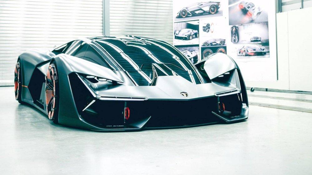 Choang ngop truoc sieu pham Lamborghini hybrid chat long lanh danh cho dai gia hinh anh 6