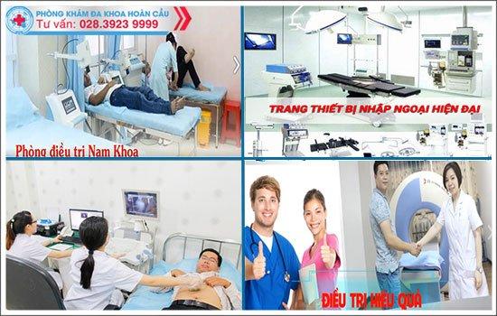 Phong Kham Da khoa Hoan Cau: Chat luong tao dung niem tin hinh anh 2