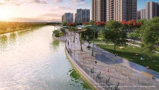 Kham pha cong vien Gym ngoai troi: Dai tien ich 'Tai tao nang luong' cho cu dan Vincity Ocean Park hinh anh 2