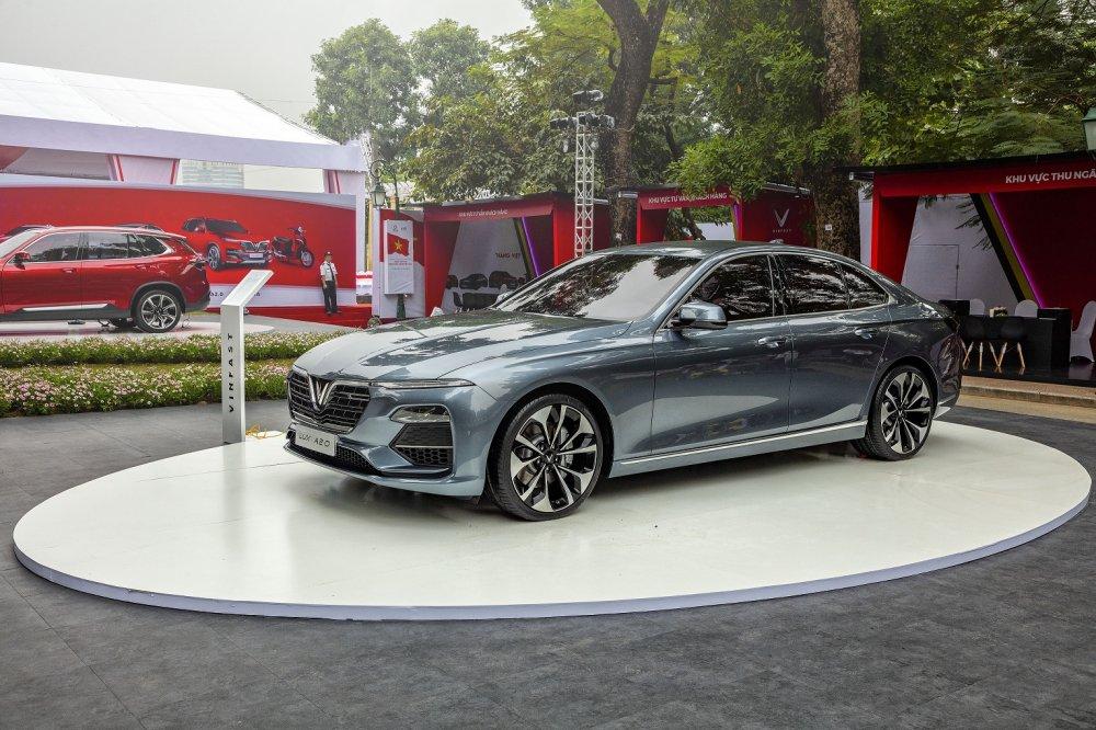 Vinfast Sedan Lux A 2.0