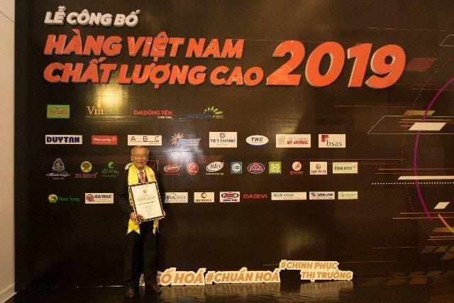 Nam Phuong Food vinh du nhan danh hieu Hang Viet Nam chat luong cao 2019 hinh anh 3