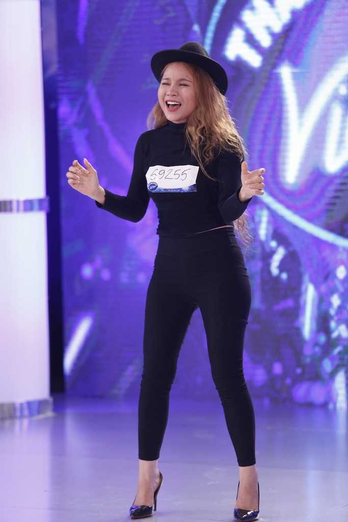 Vietnam Idol: Thu Minh thang tay loai fan vi tiet muc tham hoa hinh anh 3