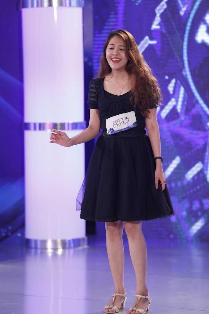 Vietnam Idol: Thu Minh thang tay loai fan vi tiet muc tham hoa hinh anh 1