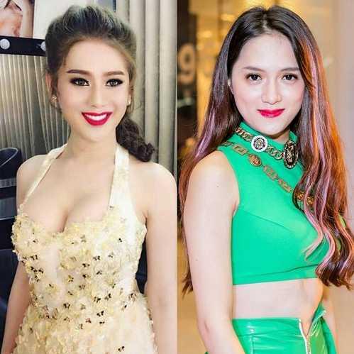 Huong Giang Idol: 'Lam Chi Khanh khong co gi dang de toi ghen tuc' hinh anh 1