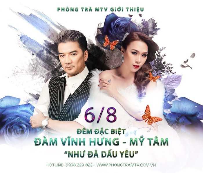 My Tam cuoi cung cung quyet dinh thuc hien loi hua dang do voi Dam Vinh Hung hinh anh 1