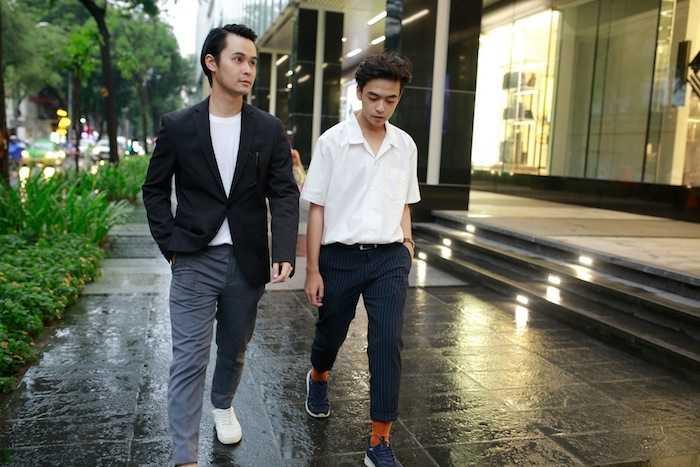 Lan Khue khoe street style cuc 'chat' o dia diem 'hot' nhat Sai Thanh hinh anh 12