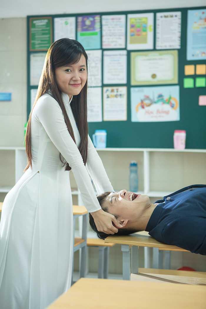 Hau chia tay thieu gia Phan Thanh, Midu dong cap hotboy Harry Lu hinh anh 2