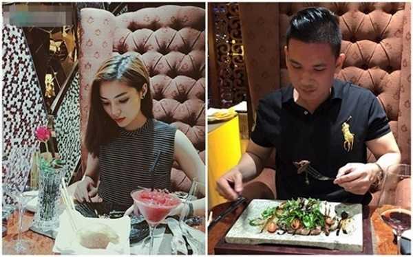 Chang duong tinh ngan ngui cua Hoa hau Ky Duyen va ban trai dai gia hinh anh 2
