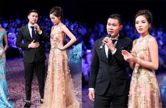 Chang duong tinh ngan ngui cua Hoa hau Ky Duyen va ban trai dai gia hinh anh 1