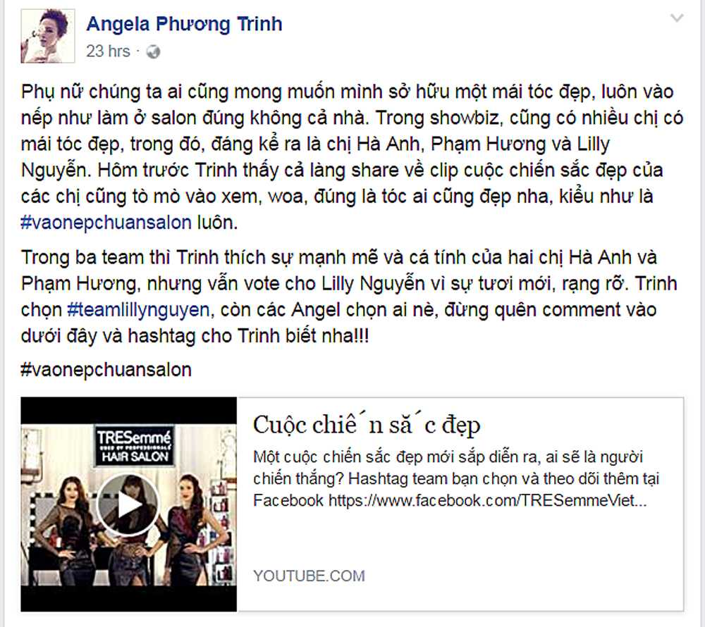 Sau The Face, Pham Huong se tiep tuc 'mau chien' voi Ha Anh, Lilly Nguyen hinh anh 6