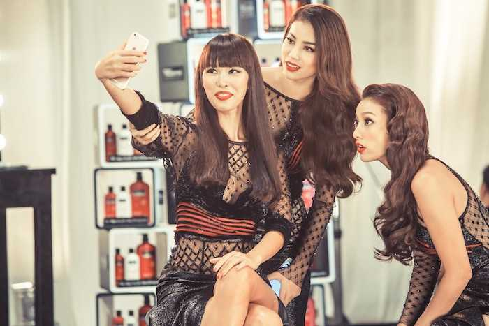 Sau The Face, Pham Huong se tiep tuc 'mau chien' voi Ha Anh, Lilly Nguyen hinh anh 4