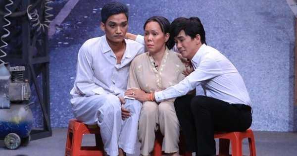 Khan gia khoc - cuoi voi Minh Thuan trong 'On gioi cau day roi' hinh anh 3