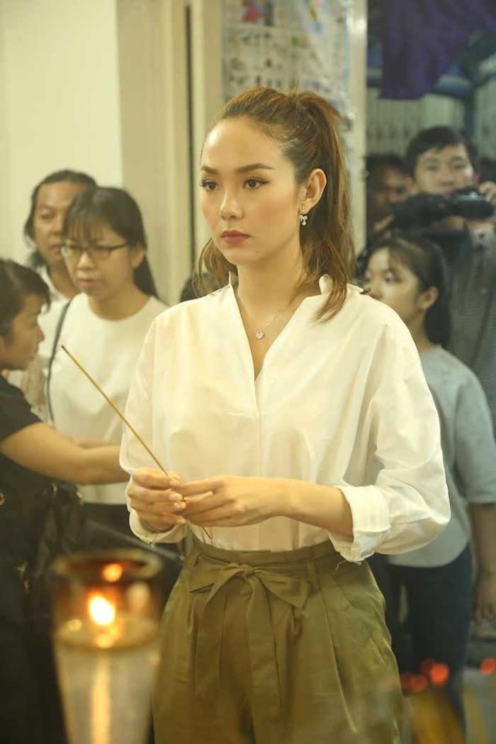 Cam Ly nghen ngao: 'Anh Thuan noi co chet cung khong quen Ly' hinh anh 4