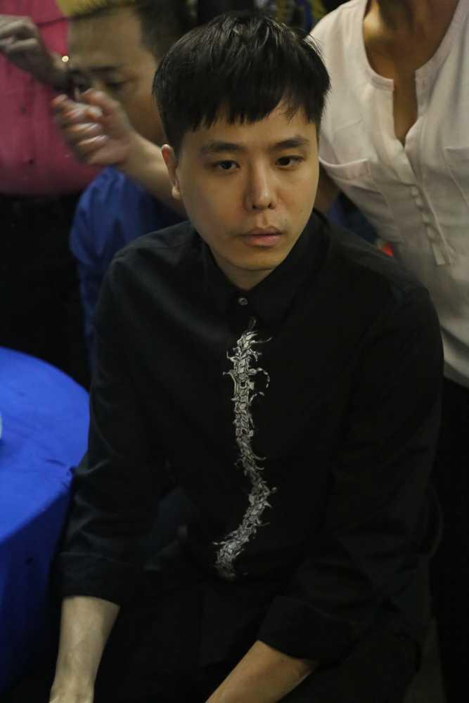 Cam Ly nghen ngao: 'Anh Thuan noi co chet cung khong quen Ly' hinh anh 15