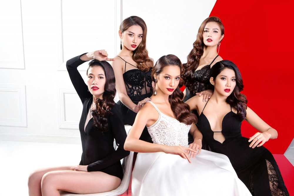 Lilly Nguyen vong mot cang tran, lan at Ha Anh, Pham Huong hinh anh 6