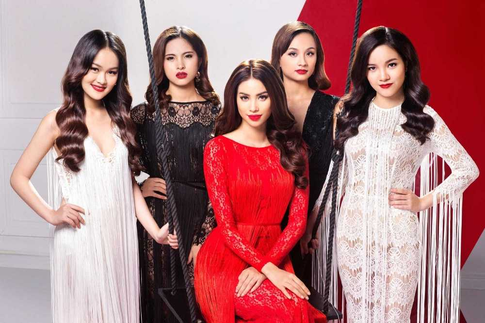 Lilly Nguyen vong mot cang tran, lan at Ha Anh, Pham Huong hinh anh 4